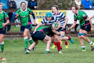 2017-01-08 Ballynahinch Women v Blackrock Women -- 57
