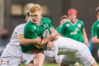 2017-03-17 Ireland U20s v England U20s (Six nations) -- 45