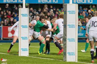 2017-03-17 Ireland Women v England Women (Six Nations) -- 36