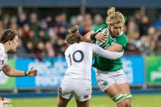 2017-03-17 Ireland Women v England Women (Six Nations) -- 32