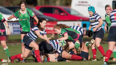 2017-01-08 Ballynahinch Women v Blackrock Women -- 22