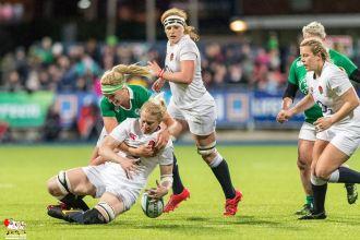 2017-03-17 Ireland Women v England Women (Six Nations) -- 66