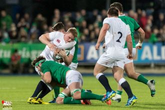 2017-03-17 Ireland U20s v England U20s (Six nations) -- 25
