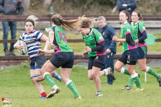 2017-01-08 Ballynahinch Women v Blackrock Women -- 70