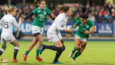 2017-03-17 Ireland Women v England Women (Six Nations) -- 45