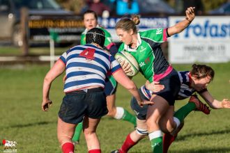 2017-01-08 Ballynahinch Women v Blackrock Women -- 32