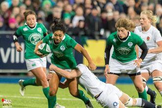 2017-03-17 Ireland Women v England Women (Six Nations) -- 31