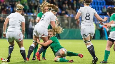 2017-03-17 Ireland Women v England Women (Six Nations) -- 75