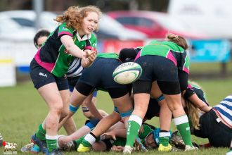 2017-01-08 Ballynahinch Women v Blackrock Women -- 60