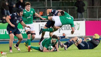 2017-02-24 Ireland U20 v France U20 (Six Nations) -- M49