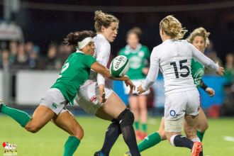 2017-03-17 Ireland Women v England Women (Six Nations) -- 50