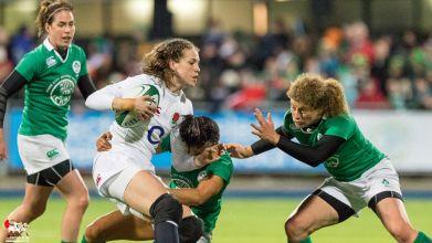 2017-03-17 Ireland Women v England Women (Six Nations) -- 46