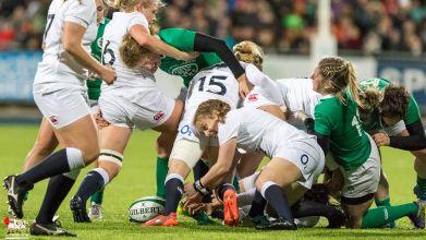 2017-03-17 Ireland Women v England Women (Six Nations) -- 47