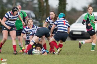 2017-01-08 Ballynahinch Women v Blackrock Women -- 8
