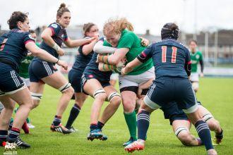 2017-02-26 Ireland Women v France Women (Six Nations) -- M42