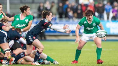 2017-02-26 Ireland Women v France Women (Six Nations) -- M79
