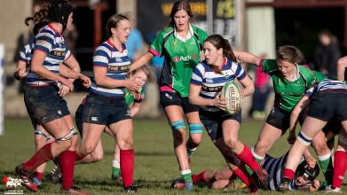 2017-01-08 Ballynahinch Women v Blackrock Women -- 37