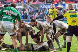 2017-03-03 Ulster v Treviso (PRO12) -- 42