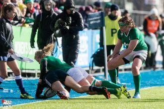 2017-02-26 Ireland Women v France Women (Six Nations) -- M25