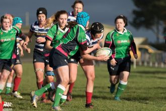 2017-01-08 Ballynahinch Women v Blackrock Women -- 18