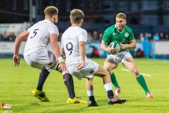 2017-03-17 Ireland U20s v England U20s (Six nations) -- 20