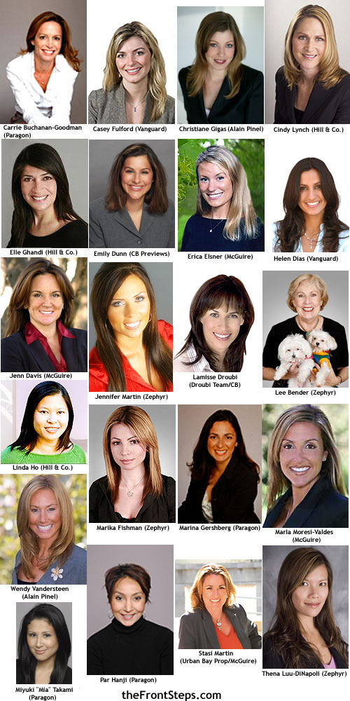 San Francisco's Sexiest Realtor 2008 (Women)