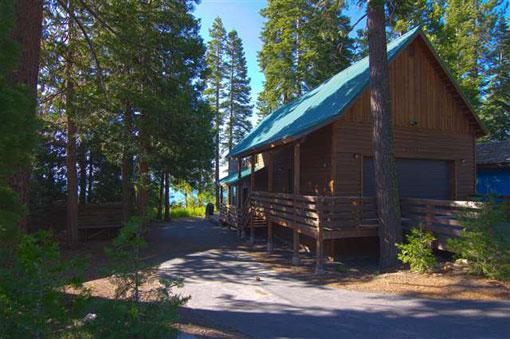 Carnelian Bay Tahoe Lakefront