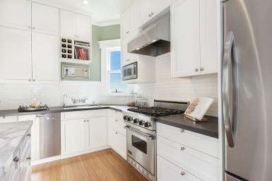 62 Buena Vista Terrace: Designer Kitchen