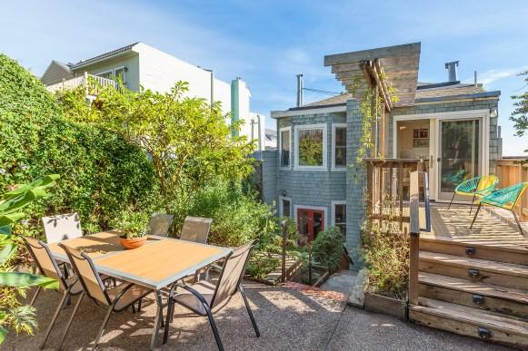 62 Buena Vista Terrace: Yard