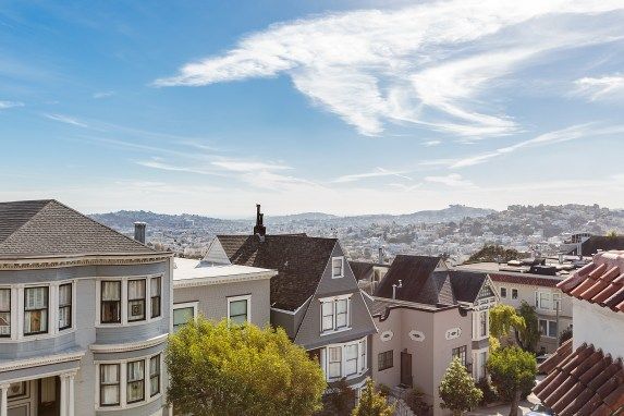 62 Buena Vista Terrace: Views to SE