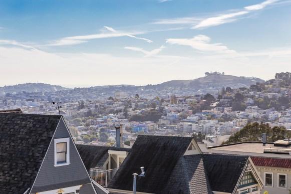 62 Buena Vista Terrace: Views to SE