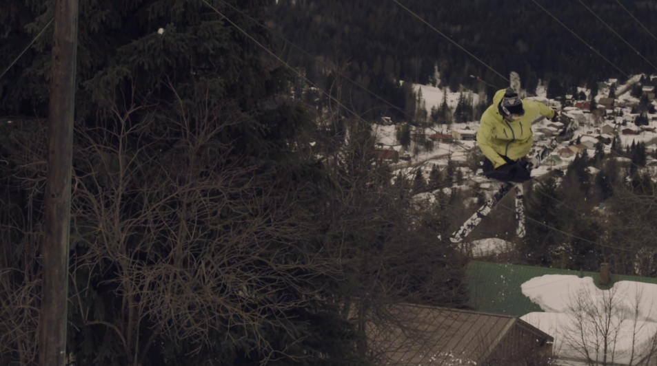 Life Lessons From A Ski Movie Trailer: RIP JP Auclair & Andreas Fransson