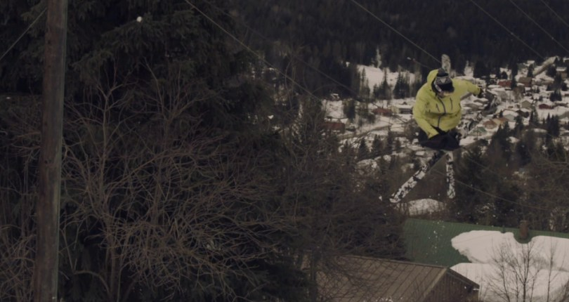 Life Lessons From A Ski Movie Trailer: RIP JP Auclair & Andr...