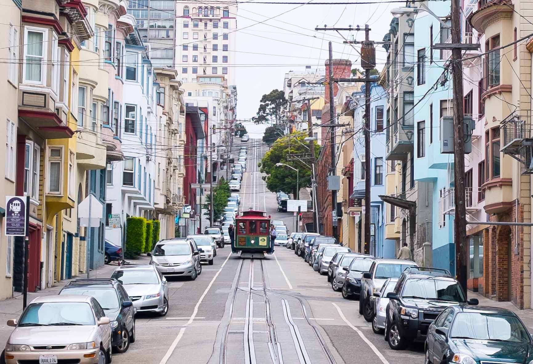Hybrid Moving & Why San Francisco Is So Awesome To So Many