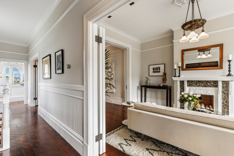 1793 Sanchez Entry and Formal Living Room