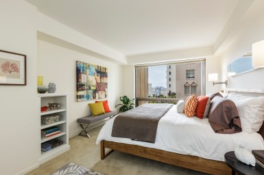 1177 California #304, Gramercy Towers Bedroom