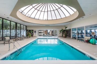 1177 California, Gramercy Towers Pool