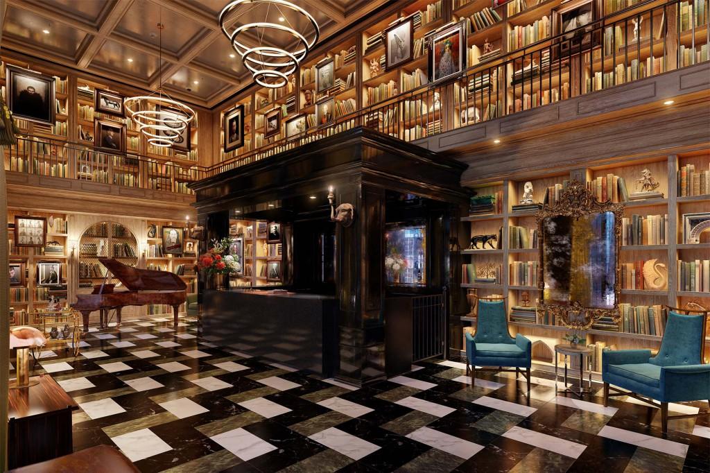 Peep the New Ken Fulk-designed Luxury Residences at The Harrison