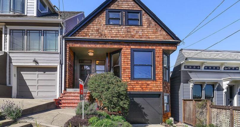 956 Elizabeth St | Noe Valley | $2,350,000