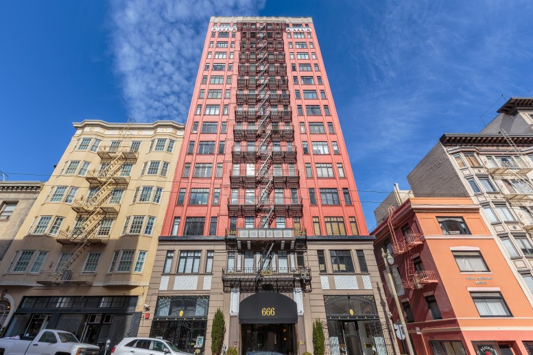 SOLD | 666 Post St., San Francisco, CA