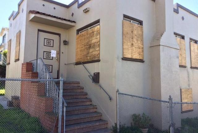 No Electrical, But You Get Plywood For Windows…And $339,000...