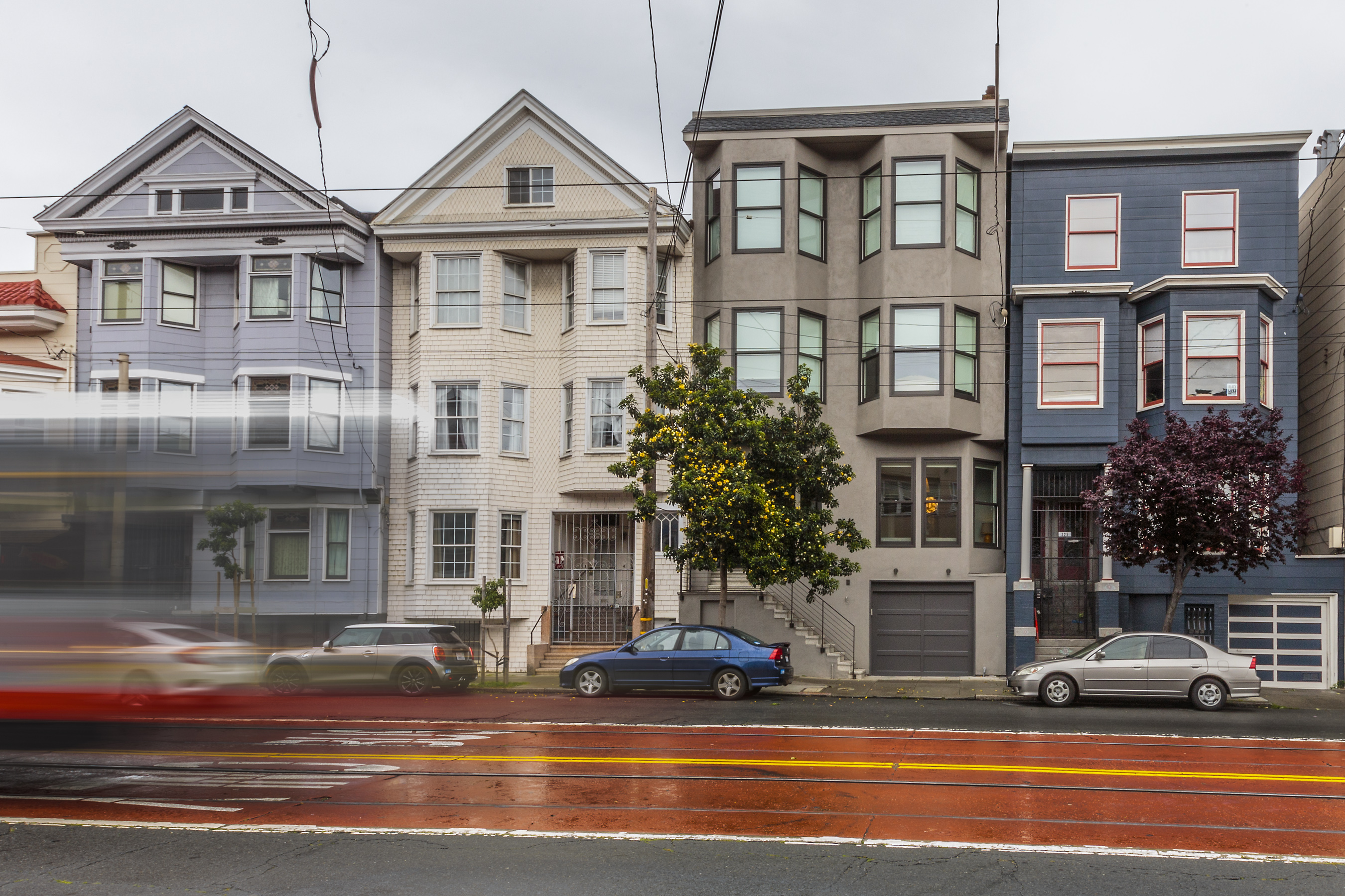 SOLD | 323 Church St. #A | Mission Dolores | $1,525,000