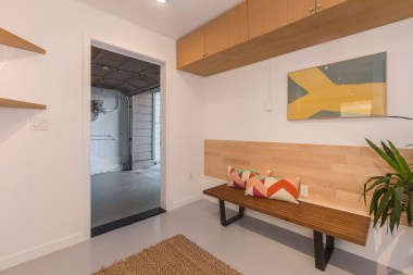 707 Cole St. | Mud Room