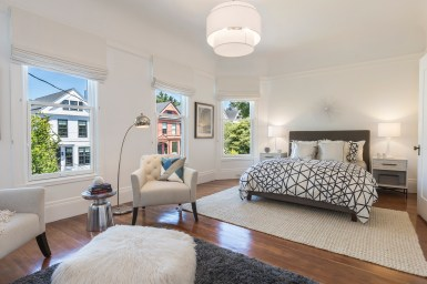 707 Cole St. | Master Bedroom