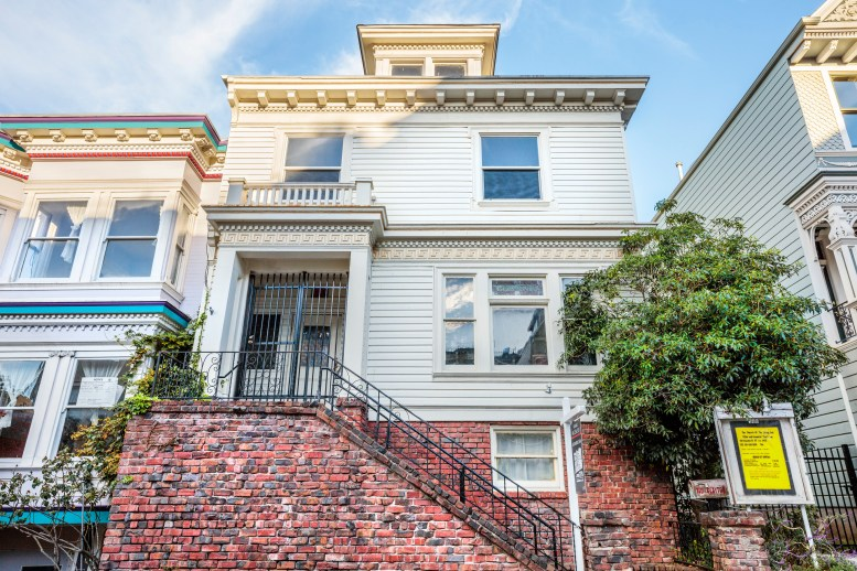 SOLD | 740 Clayton | Haight-Ashbury / Cole Valley | $2,600,000