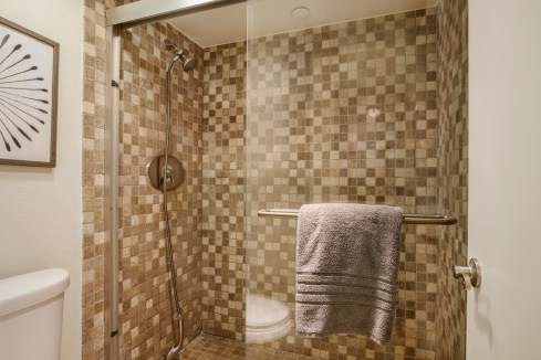 875 La Playa #179 | Outer Richmond | Master Shower