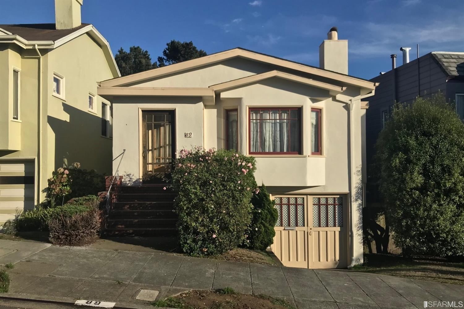 Maximum Overbid of the Week   West Portal 2 Bed Gets 42% Above Asking