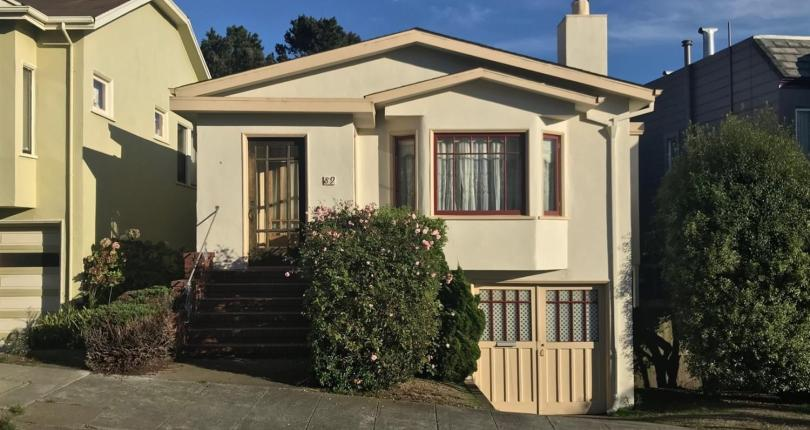 Maximum Overbid of the Week   West Portal 2 Bed Gets 42% Abo...