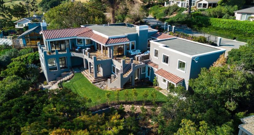 SOLD! 1830 Mountain View Dr. | Tiburon | $4,175,000