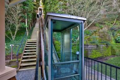 Sausalito Funicular Home